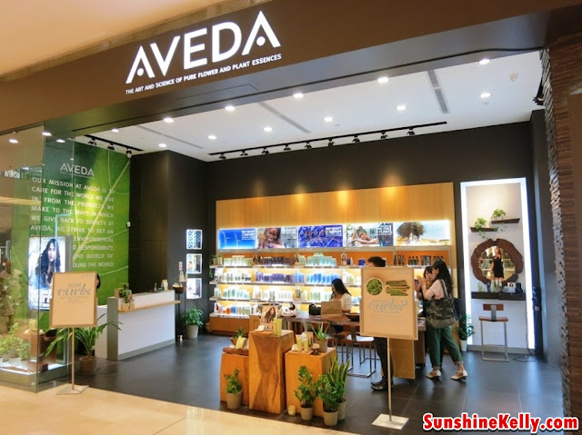 Aveda Experiencing Center at Pavilion KL
