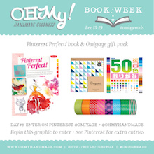 WIN OMIYAGE GOODIES!