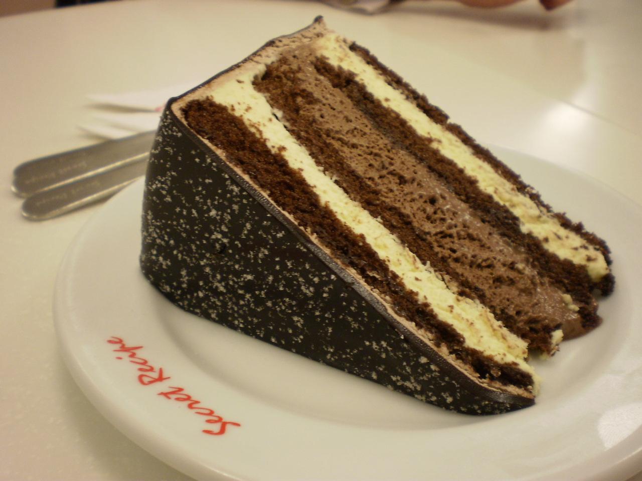 Secret Recipe Cake Chocolate Indulgence