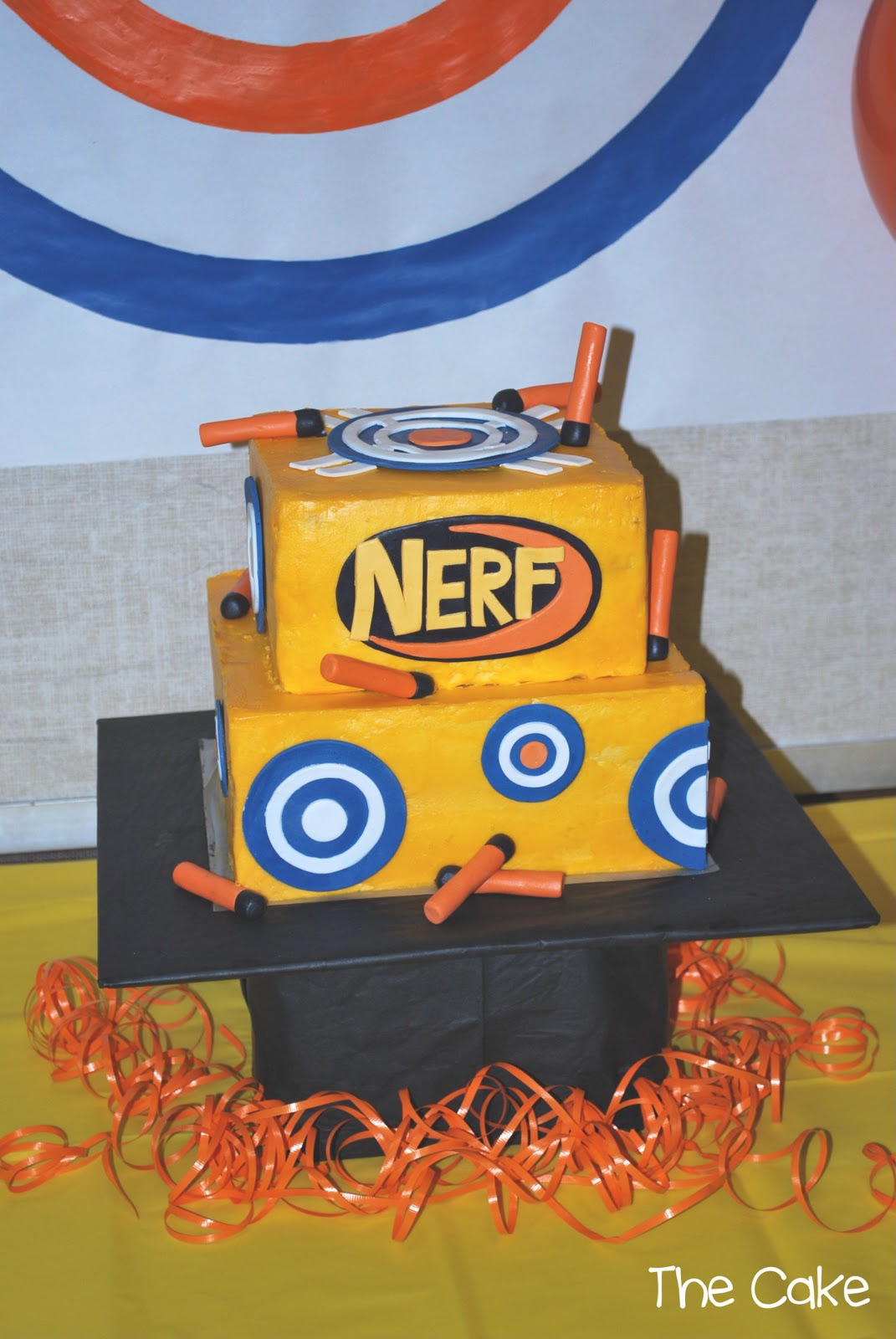 Party Nerf Wars On Pinterest Nerf Party Nerf And Nerf Gun