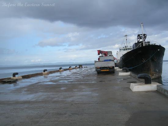 Port of Bulan, Bicolandia