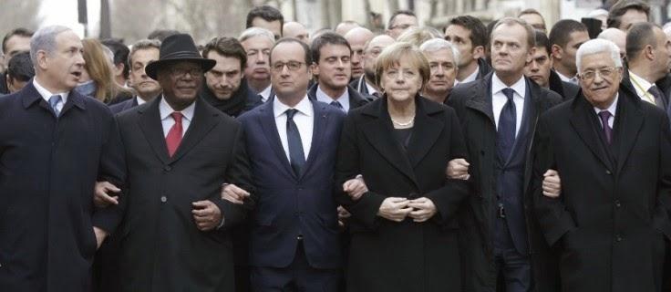 El atentado de Charlie Hebdo el árbol que tapa el bosque