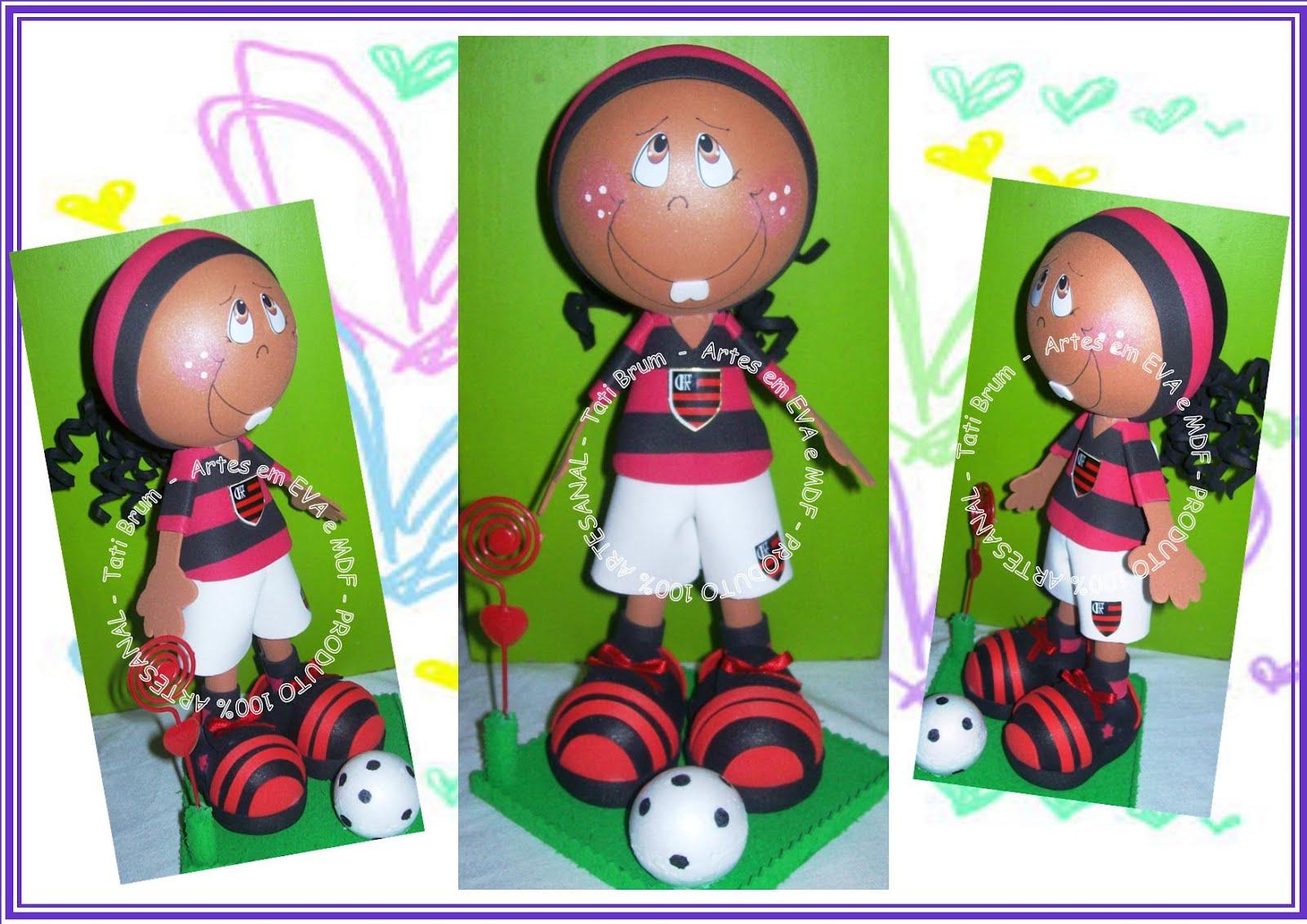 Fofucho Ronaldinho EVA 3D