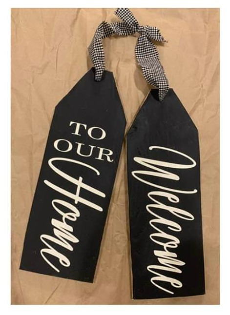 DOOR TAGS - GIRLS NIGHT OUT