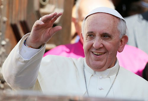 Papa Francisco, Domund 2014, Jornada Mundial Misiones 2014