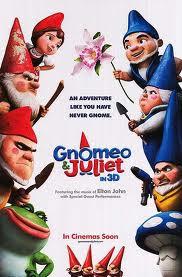 Filme Poster  Gnomeu e Julieta DVDRip XviD Dual Áudio & RMVB Dublado