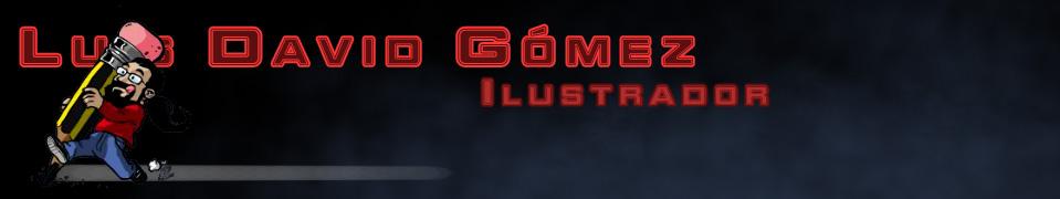 Luis David Gomez ILUSTRADOR