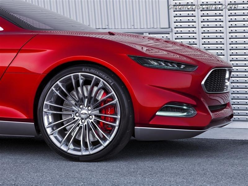 صور سيارة فورد Evos كونسبت 2014 - اجمل خلفيات صور عربية فورد Evos كونسبت 2014 -Ford Evos Concept Photos Ford-Evos-Concept-2012-13.jpg
