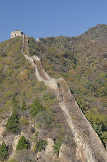 View of the Great Wall at Lianyunling
