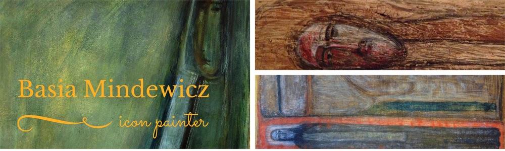 Icon Painting. Basia Mindewicz