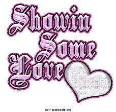 Showing Some Love Photo