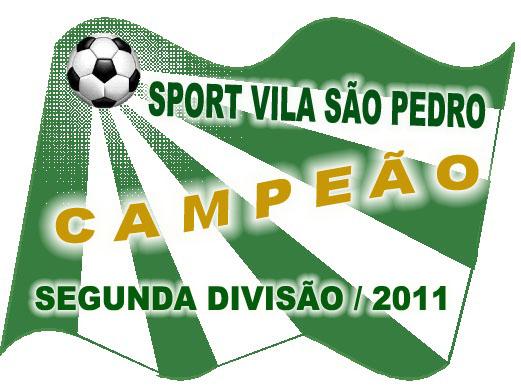 SPORT VILA SÃO PEDRO