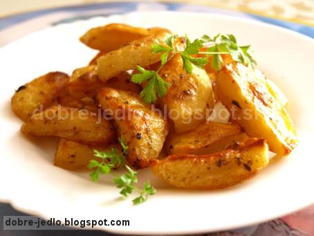 Citrónové zemiaky - recepty