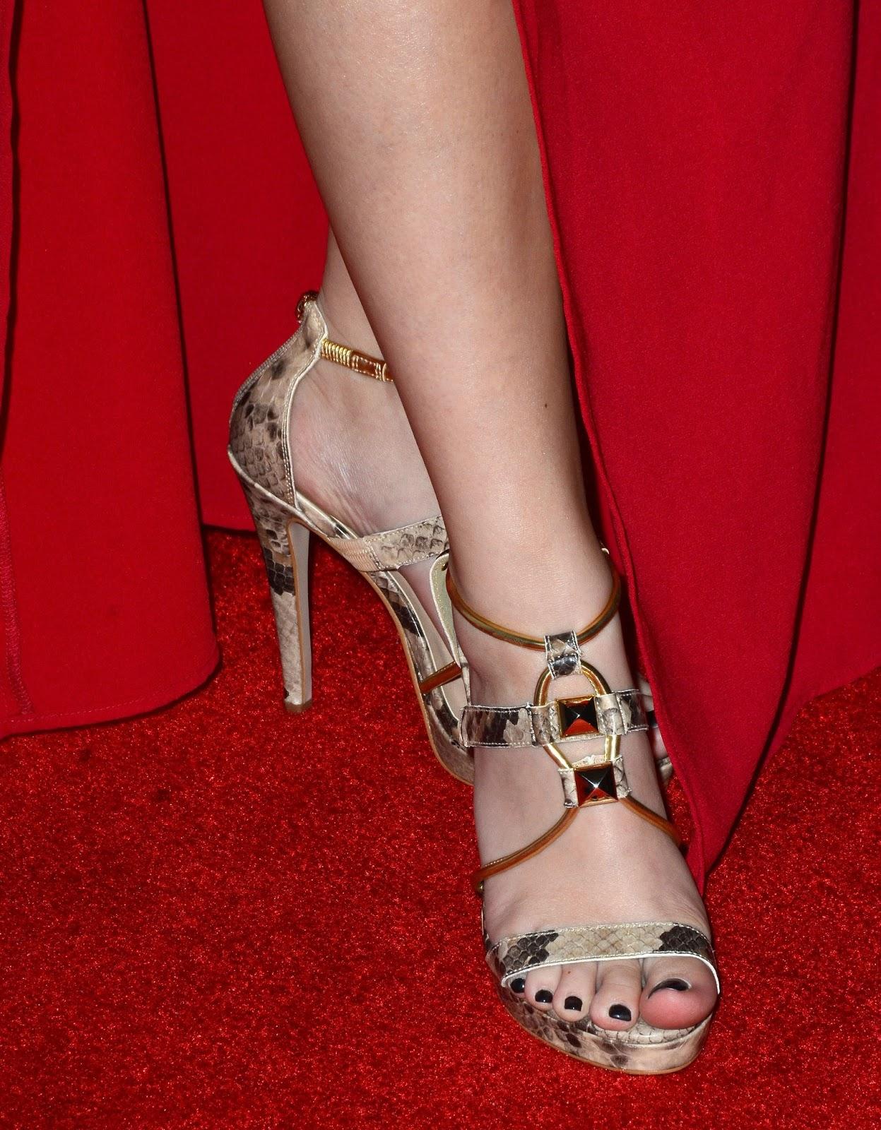 Feet Carly Taylor nude photos 2019