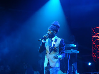 Sizzla Brings the Heat to Oakland, CA, By Shelah Moody