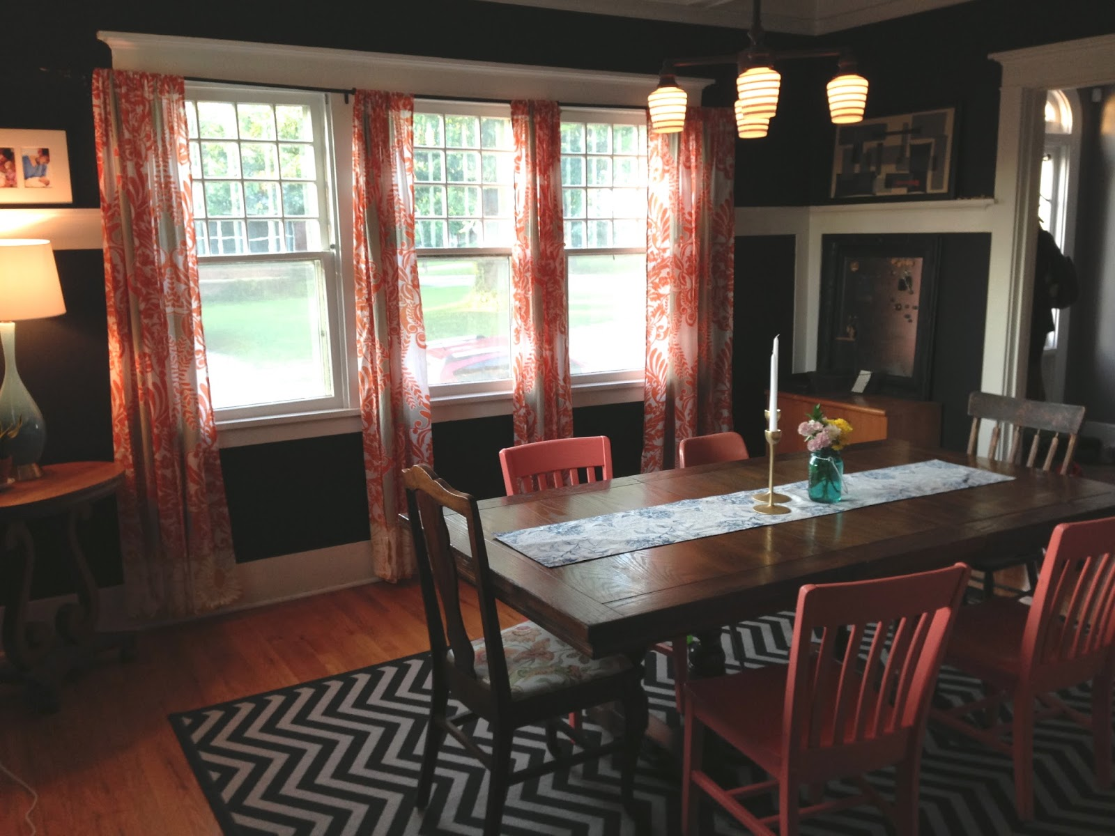 Furniture furthermore dining room china cabi ethan allen furniture on - You May Remember Me Saying We Wanted To Repaint This Room Well The More And More I Added In The Way Of Furnishings And Color The More I Decided I