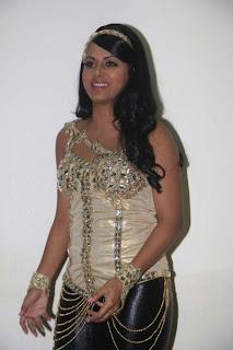 Rachana Mourya Latest Photo shoot from Rebel Audio Launch