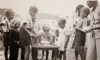 Olive Tree Genealogy Blog: Ever Wonder How Your Ancestors Celebrated Birthdays?