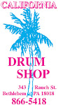 California Drum Shop