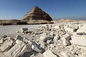 pyramides - Egypte : probable découverte de mystérieuses pyramides perdues Pyramides_infrarouge