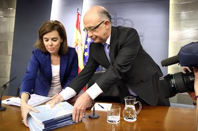 Reforma de las administraciones públicas
