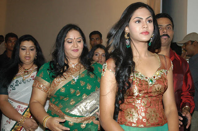 Actress Radha Facebook Actress Karthika Radha Family