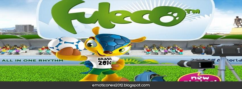 Mascota del Mundial Brasil 2014