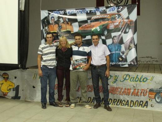 La Fiesta del Campeón Diego J. Castañino