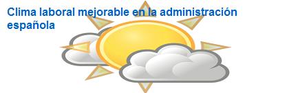 Acoso laboral: Clima laboral mejorable en la administración española