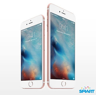 Smart Unveils Postpaid Offerings for Apple iPhone 6s and iPhone 6s Plus, Free Starting at Plan 2000