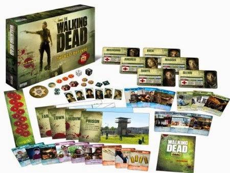 Juego de mesa Walking Dead 53,95€