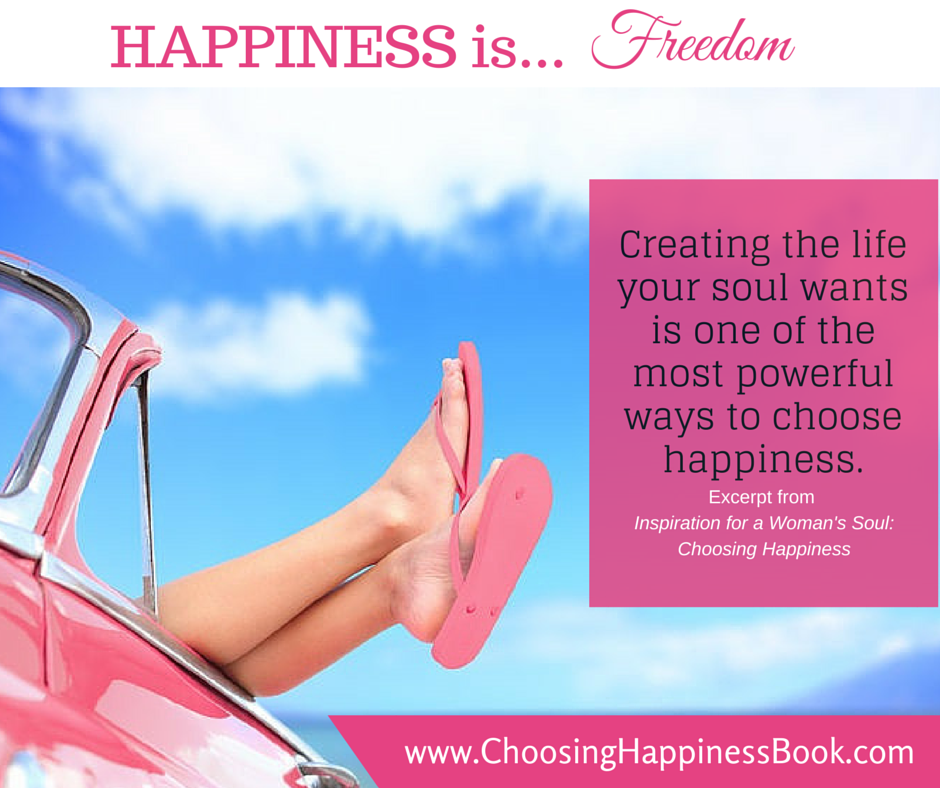 #ChoosingHappiness
