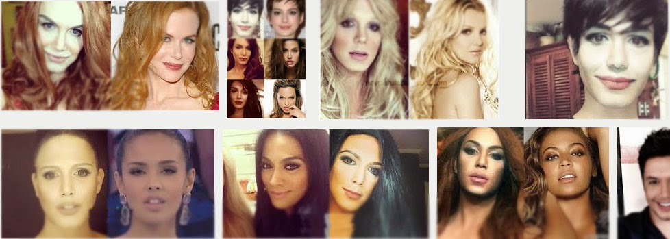 Paolo Ballesteros Transforms into 20 Female Celebrities