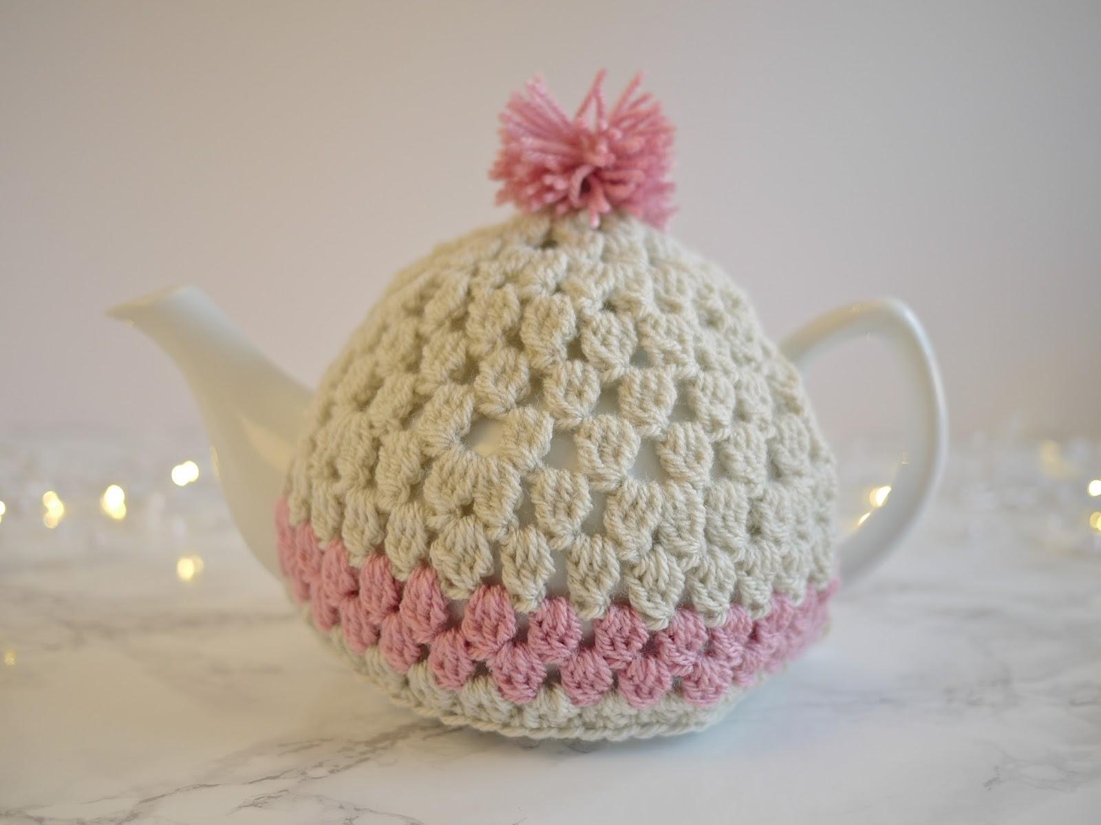 Crochet Tea Cosy Pattern Bella Coco By Sarah Jayne