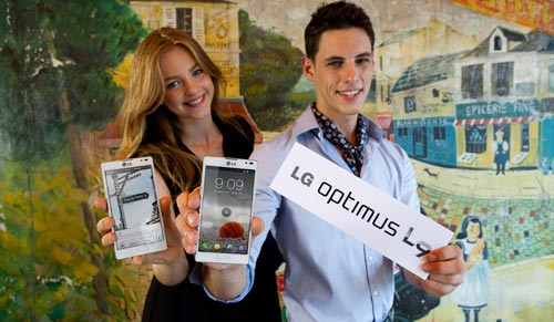 launch release hands on lg optimus l9