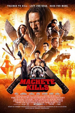 Machete Kills 2 2013 poster