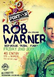 Pontoon, Phnom Penh, Rob Warner