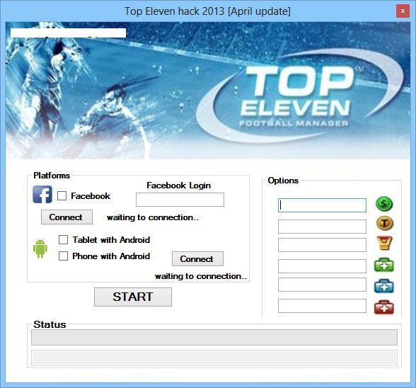 Top Eleven Token Hack No Survey: Top Eleven Token Hack NO Survey