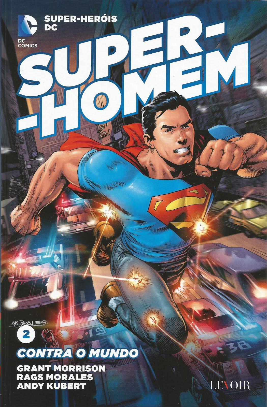 Super-Homem Contra o Mundo