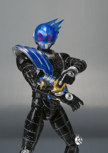 GG FIGURE NEWS  S H Figuarts Kamen Rider Meteor   New Official Images
