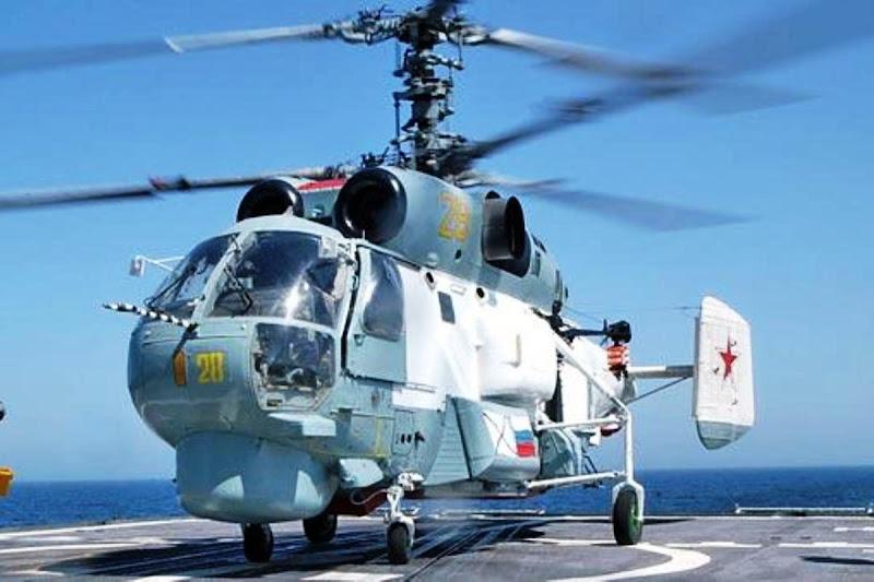 Ka-27 Helix Naval Anti-Submarine Helicopters