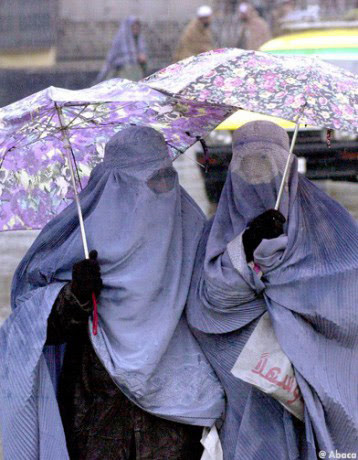 Hijab niqab tchador burqa