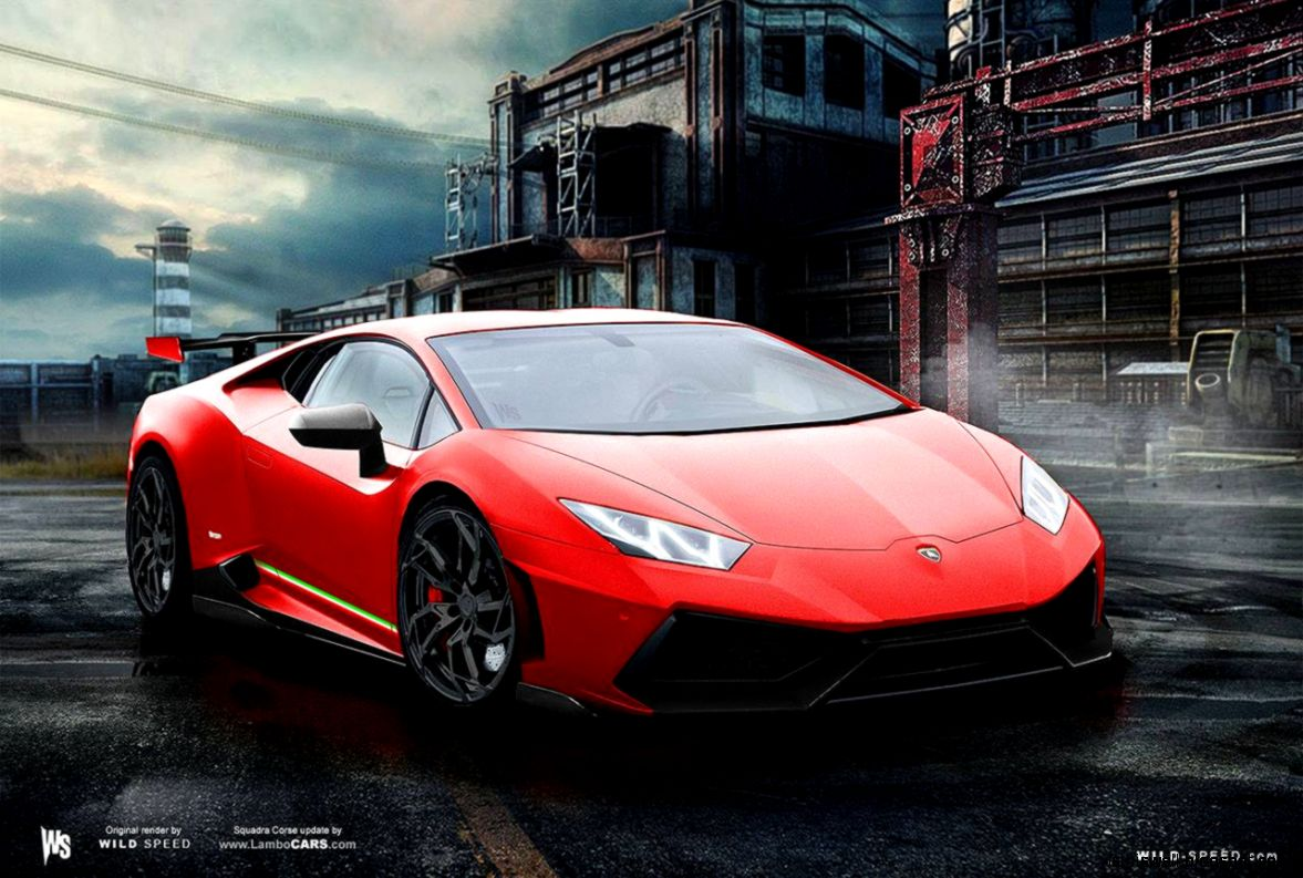 Great Lamborghini Huracán Wallpapers  Full HD Pictures