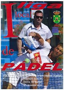 I LIGA DE PÁDEL LOCAL