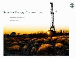 Sanchez Energy in the Eagle Ford