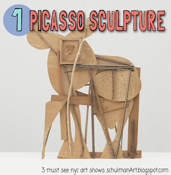 picasso is one of 3 must see new york city art shows 2015 http://schulmanart.blogspot.com/2015/12/3-must-see-art-exhibitions-in-nyc.html