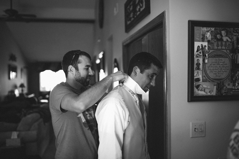 Chicago Wedding Getting Ready Photography