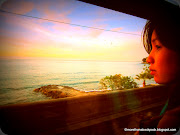 Enjoying the Italian view while on the train (img )