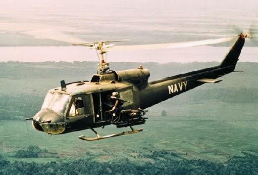 Helikopter Tentera Vietnam
