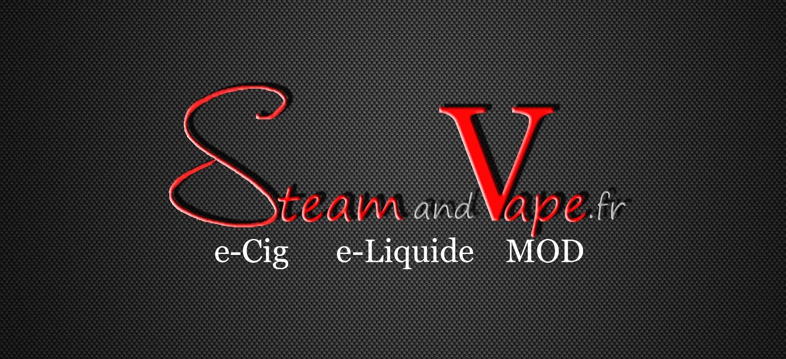 Steam and Vape